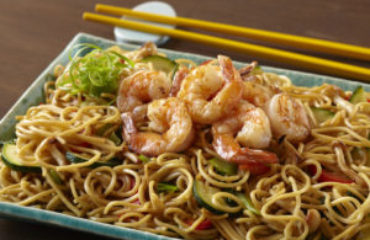 Golden Dragon Egg Noodle