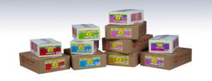 Nanka Seimen Product Packaging