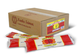 Futonaga Udon Packaging