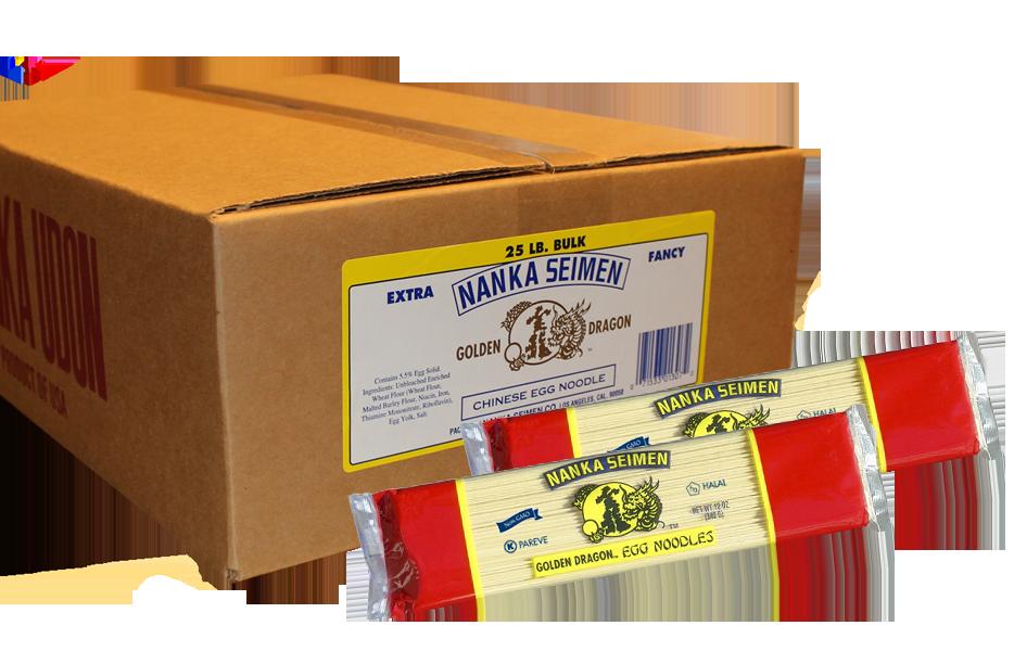 Egg Noodle Packaging